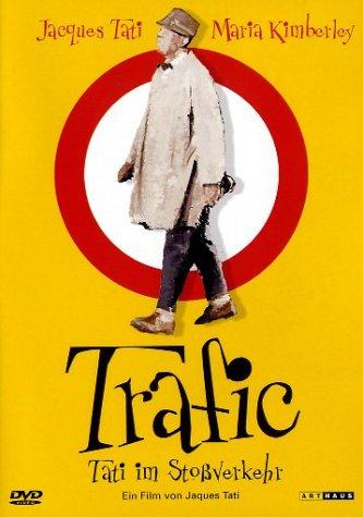 Bild von Trafic - Tati im Stoßverkehr