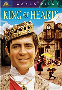 King of Hearts (Le Roi de coeur) [Import USA Zone 1]
