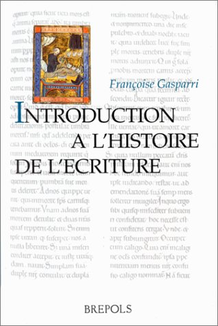 Vignette du document Introduction à l'histoire de l'écriture