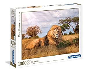 Clementoni Collection Puzzle-The king-1000 Unidades, Multicolor, 39479