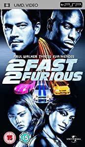 2 Fast 2 Furious [UMD Universal Media Disc] [UK Import]