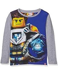 Lego Wear Nexo Knight Tony 807, T-Shirt Garçon