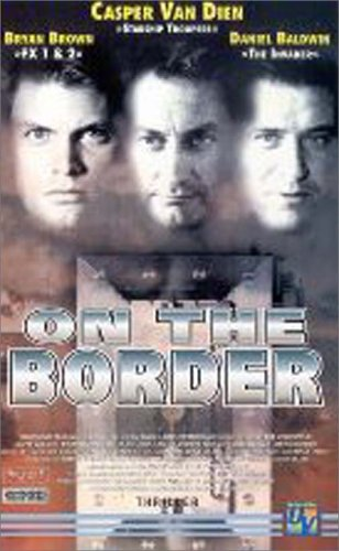 Bild von On the Border [VHS]