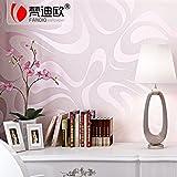 BTJC? preocupación pequeño fresco papel pintado papel pintado 53d papel Plain rústico dormitorio salón TV fondo el empapelado papel pintado para pared
