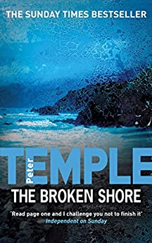 The Broken Shore by [Temple, Peter]