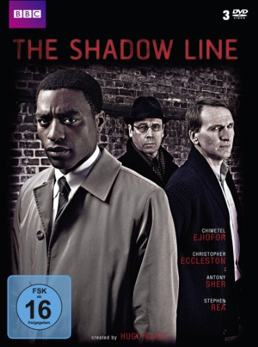 The Shadow Line DVD (BBC) - Line Stanley