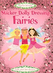 Sticker Dolly Dressing Fairies by Leonie Pratt (2007-01-05)