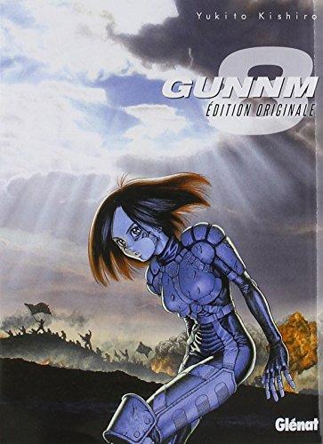 Gunnm - Édition originale - Tome 08