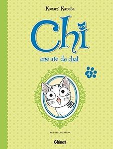 Chi - Une vie de chat Grand format Tome 4