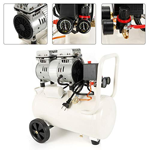 Ebay Motors Official Website Aflatek Silent Compressor 10 Litre Oil Free Low Noise 66db Clinic Air Compressor