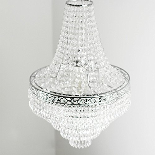 Modern Design Kronleuchter in Kristalloptik - 2