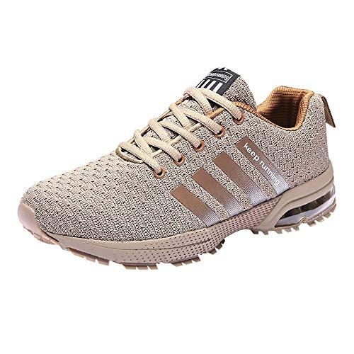 Suitray Schuhe Hochhackige Schuhe Sandalen Sneaker Turnschuhe Freizeitschuhe Schleicher Joggingschuhe Laufschuhe Traillaufschuhe Leichtathletikschuhe Neutral- Schuhe (Weiße Am Bluse Besten Eine)