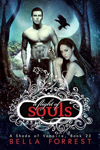 A Shade of Vampire 23: A Flight of Souls (English Edition)