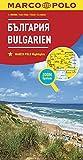 MARCO POLO Länderkarte Bulgarien 1:800 000 (MARCO POLO Länderkarten) - Collectif
