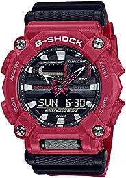 Casio G Shock GA 900 4ADR Men's Digital Analog Wrist Watch, Black