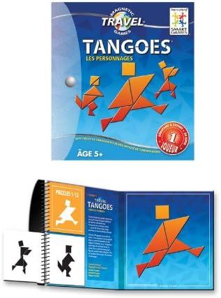 Smart Games - SGT SGT SGT 110 FR - Jeu de Société - Tangoes - Les Personnages | Vendant Bien Partout Dans Le Monde  454afc