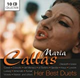 Maria Callas - Her Best Duets: Norma / Tosca / Rigoletto / Aida / La Traviata / La Sonnambula / Nabucco / Madama Butterfly
