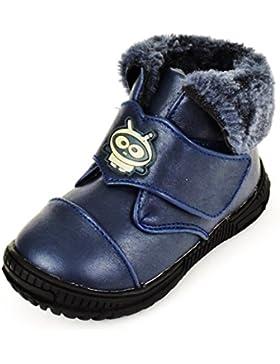 Kinder Stiefel Boots blau