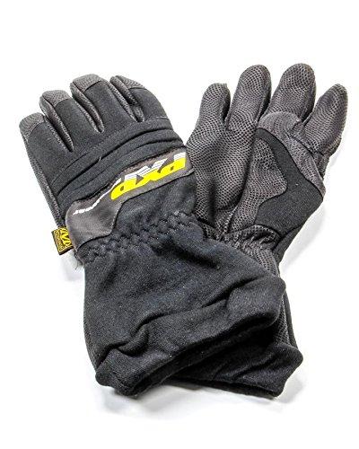PXP RACEWEAR 584 Racing Gloves Large SFI 3.3/5 2 Layer Carbon X