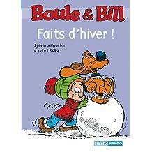 Boule et Bill - Faits d'hiver