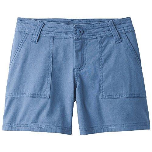 prAna Tess 7,6cm Hosenlänge Shorts Sunbleached Blue