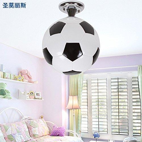 lbcvh-stanza-dei-bambini-cartoon-led-luci-a-soffitto-calcio-luce-a-soffitto-per-bambini-le-luci-in-c