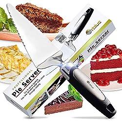 ORBLUE pelle à gâteau et couteau intégré