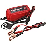 HITSAN 12V 5A Smart Battery Charger Maintainer Desulfator For Lead Acid Batteries One Piece