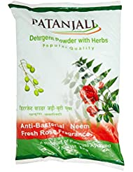 Patanjali Popular Detergent Powder - 5 kg
