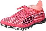 Puma Unisex-Erwachsene Evospeed Netfit Sprint Leichtathletikschuhe, Pink (Paradise Pink-Soft Fluo Peach Black), 43 EU