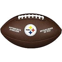 Wilson Pittsburgh Steelers - Balón de fútbol oficial