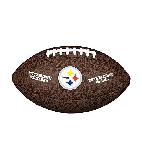 Wilson Pittsburgh Steelers - Balón de fútbol