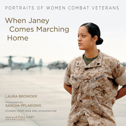 When Janey Comes Marching Home  Audiolibri