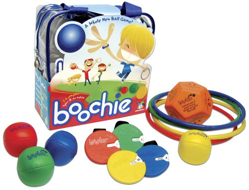 Boochie–A Whole New Ball Game