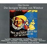 Nicolai: Die lustigen Weiber von Windsor (Gesamtaufnahme 1943)