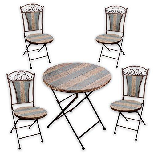 Gartenmöbel Im Landhausstil gartenmöbel und gartengarnitur aus holz und teakholz bei