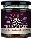 The Bay Tree Caramelised Zwiebeln und Feigen Chutney, 2er Pack (2 x 210 g)