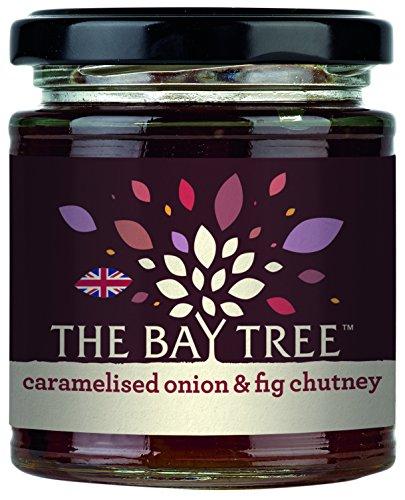 The Bay Tree Caramelised Zwiebeln und Feigen Chutney, 2er Pack (2 x 210 g)