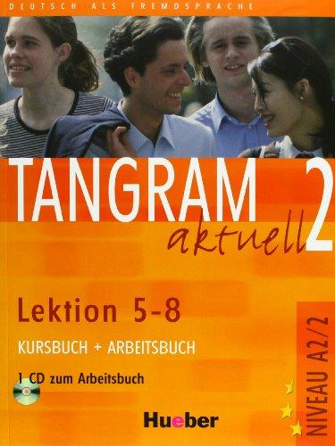 Portada del libro TANGRAM AKT.A2.2 Kb+Ab+1CDAb+XXL