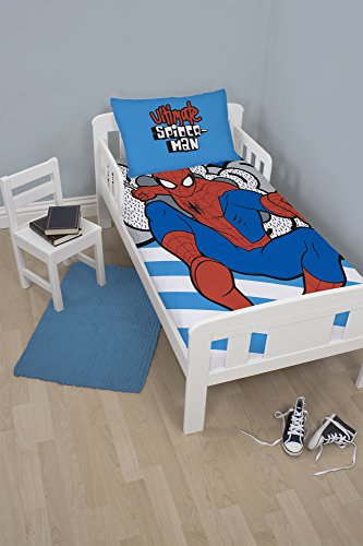Spiderman Ultimate Junior Juego Funda edredón Funda