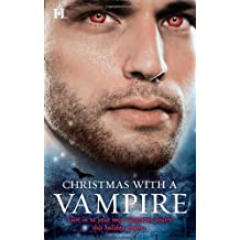 Christmas with a Vampire by Merline Lovelace (2010-11-16)
