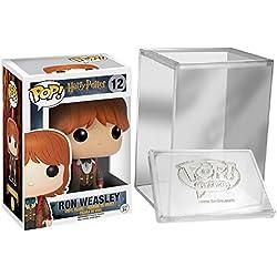 Funko Pop: Harry Potter - Ron Weasley Yule Ball Figure + FUNKO PROTECTIVE CASE