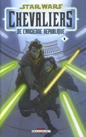 Star Wars Chevaliers de l'ancienne République, Tome 1 : Il y a bien longtemps. par John Jackson Miller
