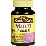 Nature Made - Multi Prenatal 90 Comprimés