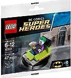 Lego DC Comics Super Heroes 30303 The Joker Bumper Car Promo Polybag