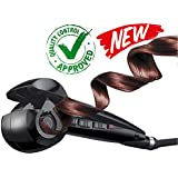 Euro Quality Curling & Anion rizador de pelo automático Curler Locke Destornillador Ion & Auto Curl & Secret & Curl Machine & Hair Curling