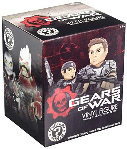 Figurines - Gears Of War Mystery Minis - 1 Boîte au Hasard / one Random box