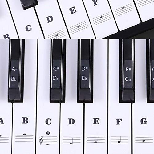 LACKINGONE 49, 54, 61 88 teclas música teclado piano