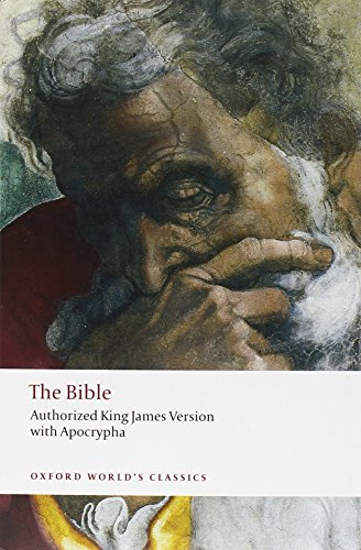 Oxford World's Classics: The Bible, Authorized King James Version (World Classics)