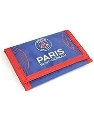 Portefeuille officiel PARIS SAINT GERMAIN bleu